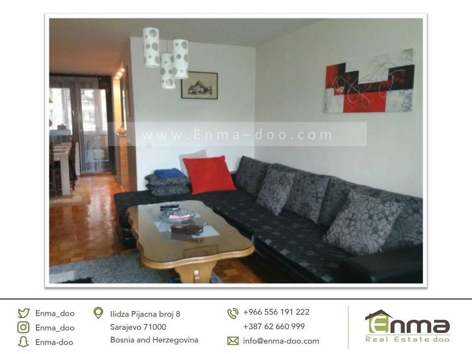 شقة تمليك 67 م2 في سراييفو بالقرب من المطار بسعر 130000 مارك