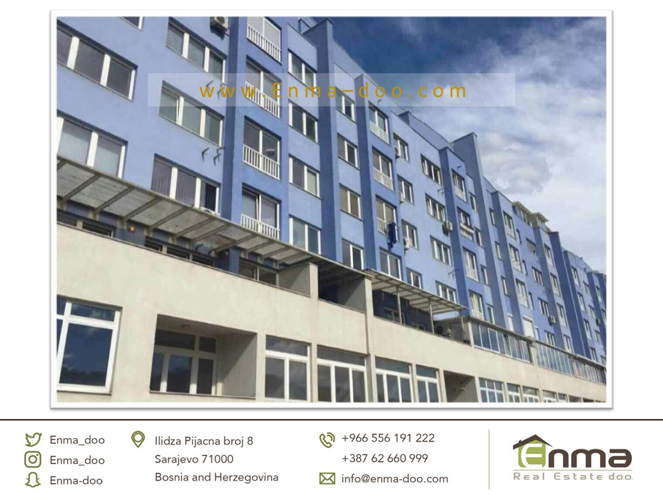 شقة تمليك 61,26 م2 بمنطقة فوغوتشا بسعر 92000 مارك