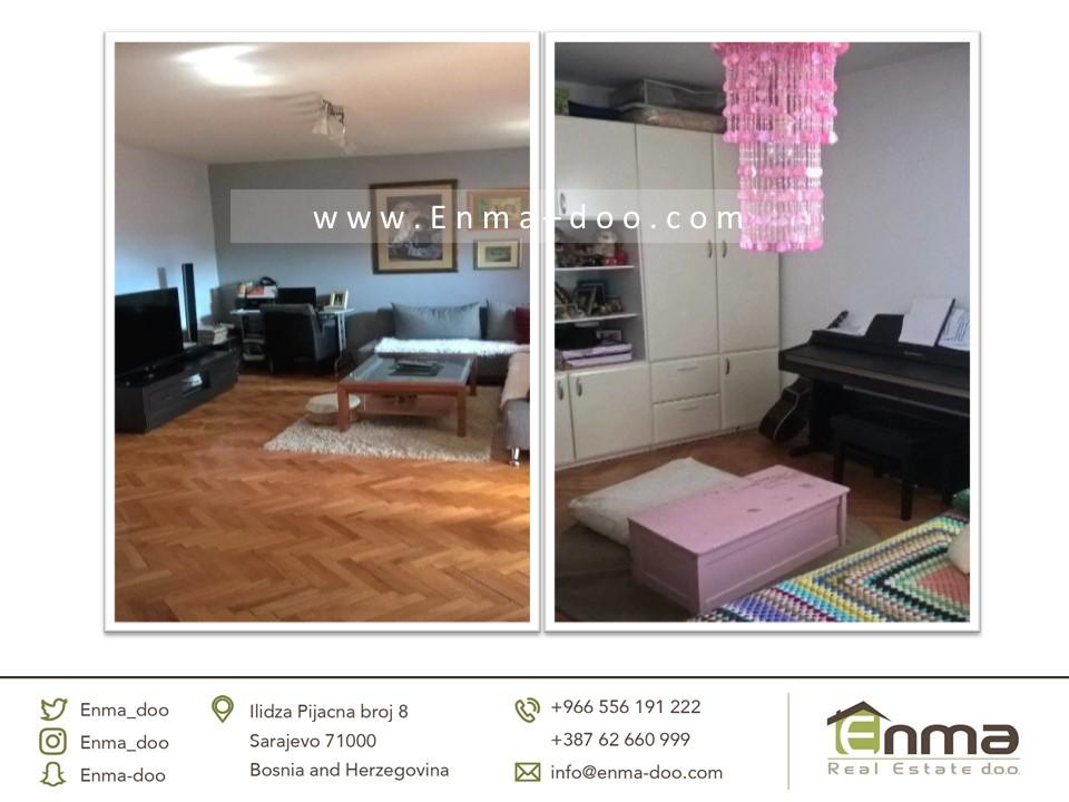شقة تمليك 82 م2 في منطقة هاجيج مؤثثة بسعر 100000 مارك