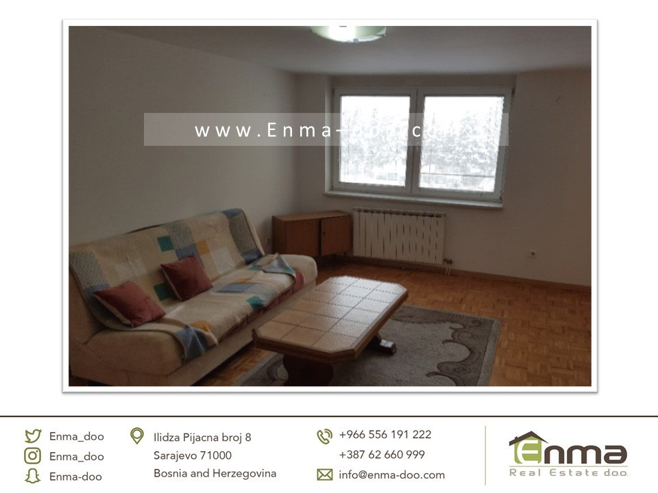 شقة تمليك 69.5 م2 في منطقة إليجا مؤثثة بسعر 145000 مارك