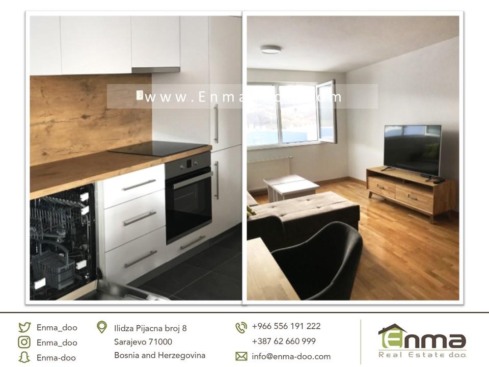 شقة تمليك 81 م2 بمنطقة فوغوتشا مؤثثة بسعر 160000 مارك